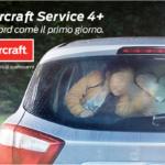 Promo tagliando per auto Ford con più di 4 anni
