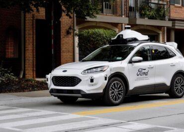 Ford la guida autonoma è alla quarta generazione