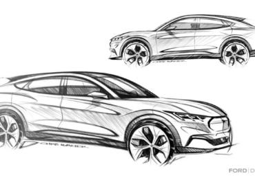 Ford lancerà due Suv elettrici realizzati su base Mustang Mach-E