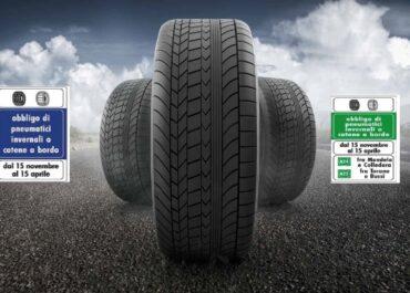 Bsautoservice ricorda ai suoi clienti che dal 15 Aprile sarà possibile mettere gli pneumatici estivi